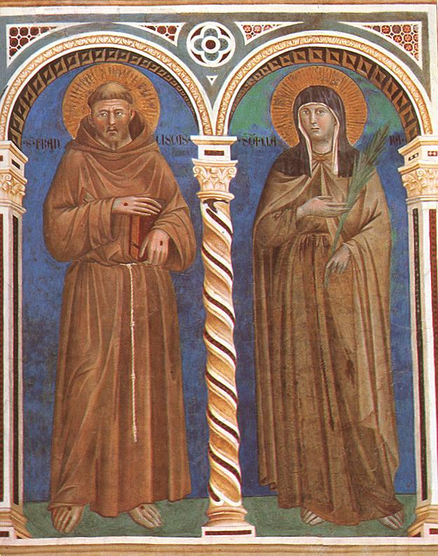 st francis and st clare This is part of a series i was pretty disappointed by how little writing from francis and clare are in the book it is a daily reflection book that contains scripture, psalms, and other material in addition to readings from francis and clare.