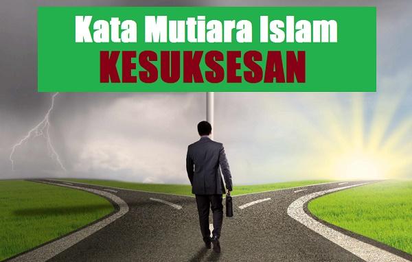 kata mutiara islam tentang kesuksesan