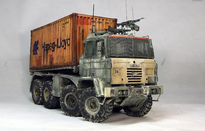 Foden 8x8 Zombie Truck by Alexander Pedan