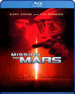Misión a Marte [BD25] *Con Audio Latino *Bluray Exclusivo