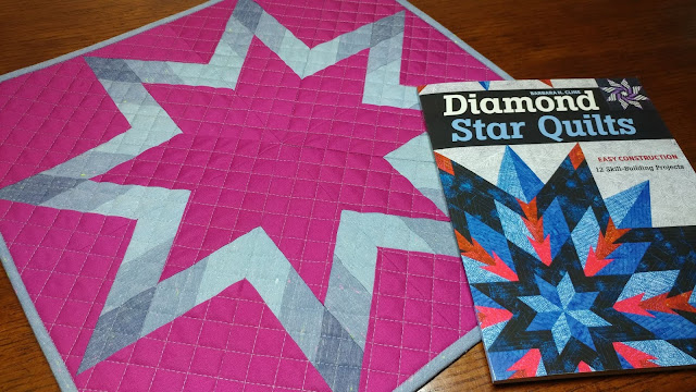 The Diamond Star Quilts book by Barbara Cline