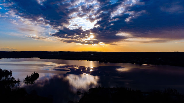 Porters Lake Sunrise