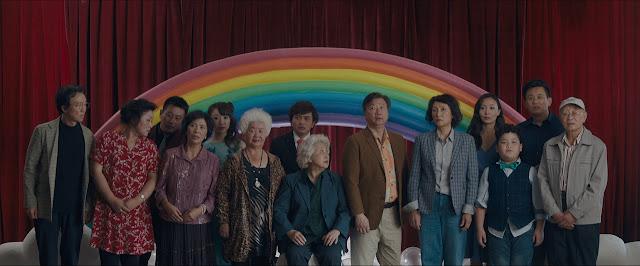 Awkwafina Zhao Shuzhen Tzi Ma Diana Lin Lulu Wang | The Farewell