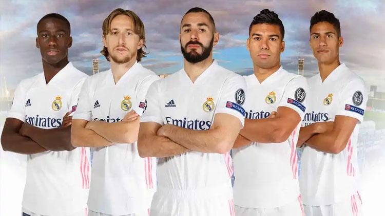 Mejores jugadores del Real Madrid 2021