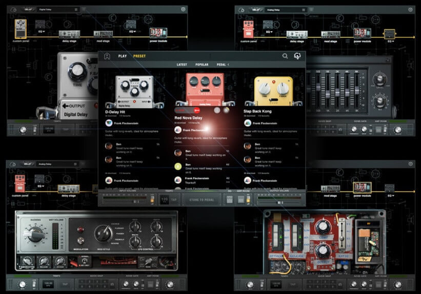 Positive Grid - BIAS Pedal Full version for free