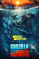 Godzilla vs. Kong 2021 Dual Audio Hindi 720p CAMRip