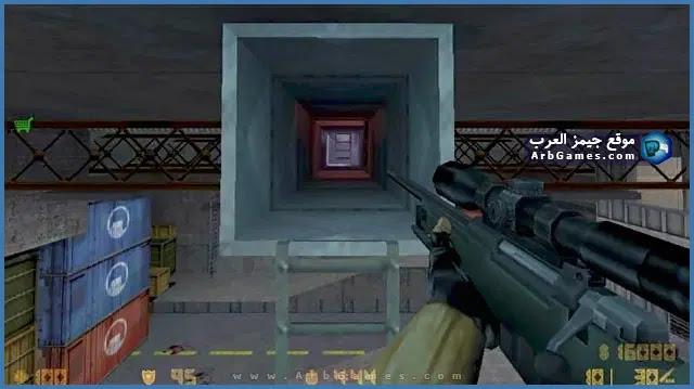تحميل لعبة كاونتر سترايك 1.4 للكمبيوتر مضغوطة من ميديا فاير