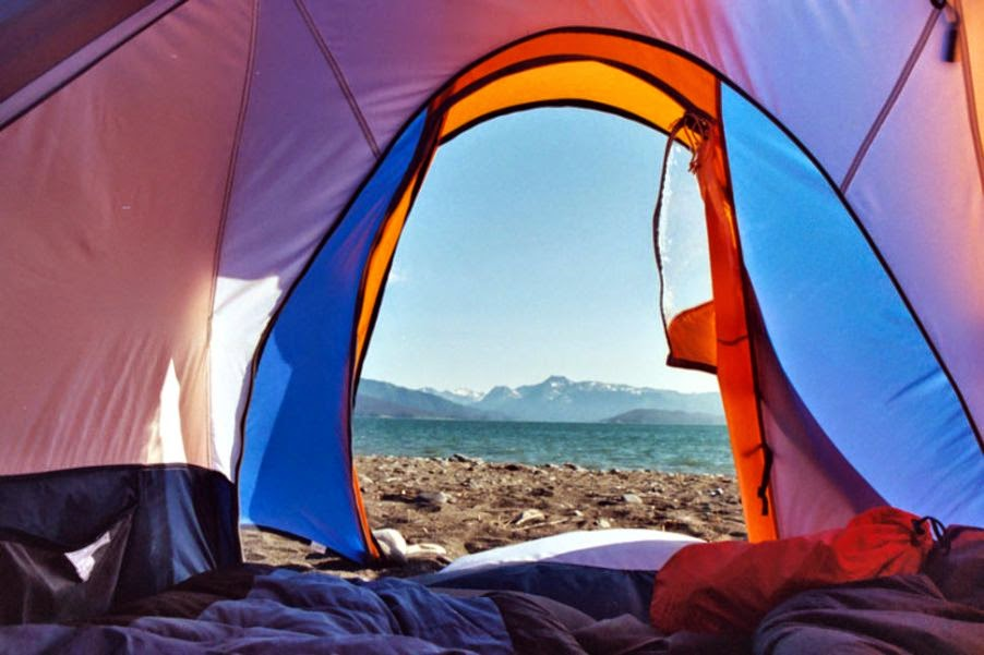 Most Unbelievable Places to Pitch A Tent