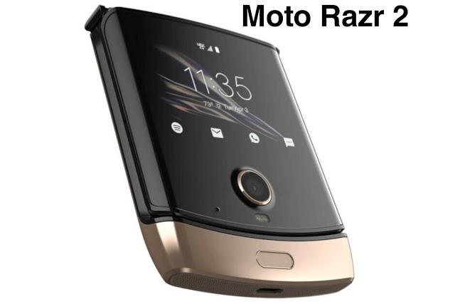 Moto Razr 2 फोल्डेबल फोन की जानकारी हुई लीक