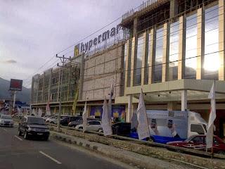 Proyek Palu Grand Mall By