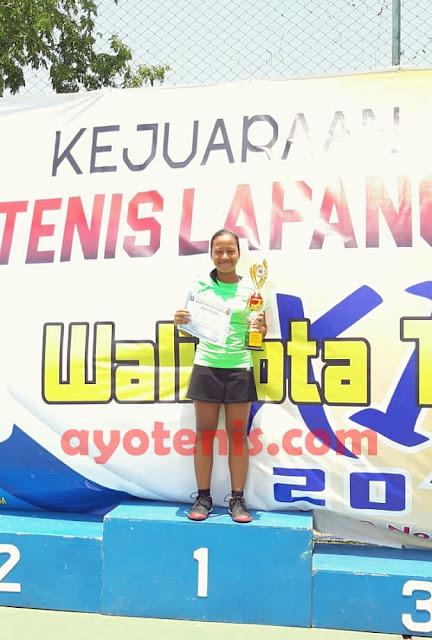 Walikota Tegal Cup XII: Petenis Jember Sabet Gelar Juara
