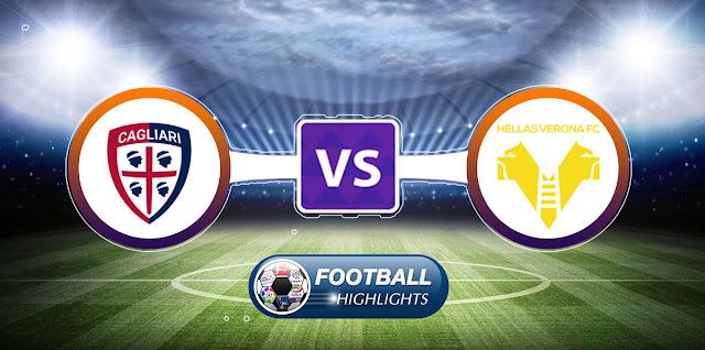 Cagliari vs Hellas Verona – Highlights