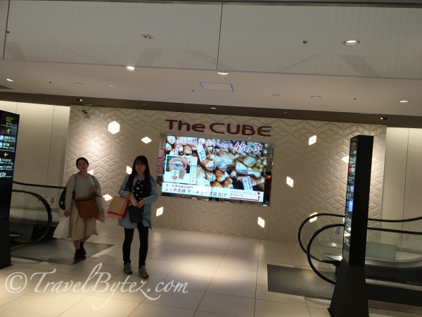 The Cube Shopping Mall