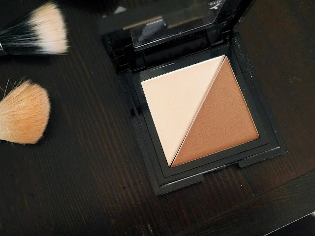 NYX Cheek Contour Duo Palette in Double Dare