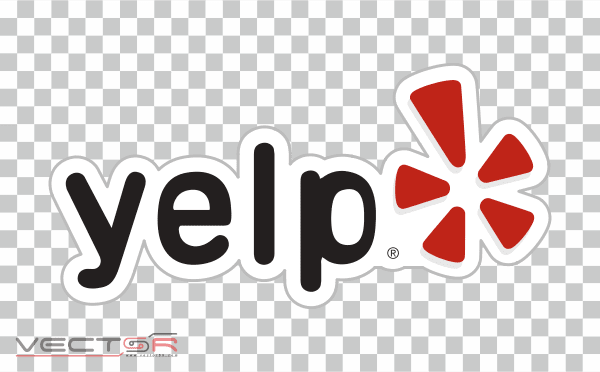 Yelp (2004) Logo - Download .PNG (Portable Network Graphics) Transparent Images