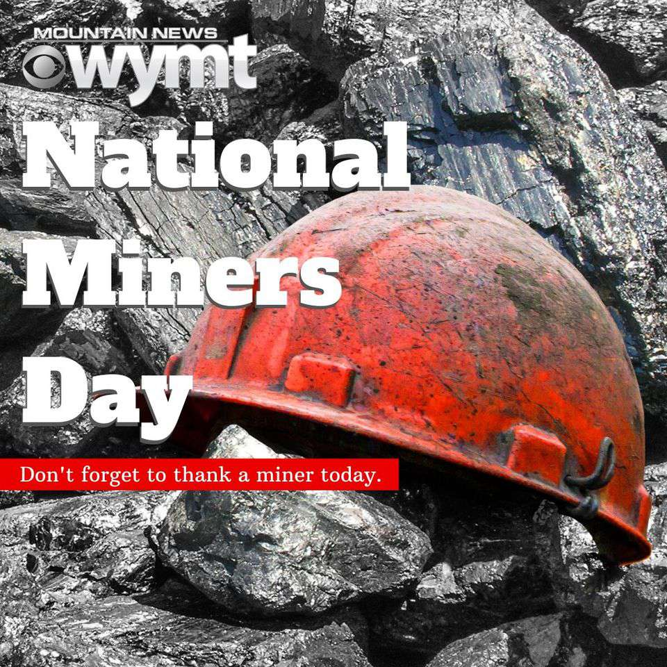 National Miners Day Wishes Beautiful Image