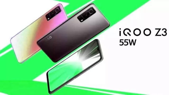 iQoo Z3 With Snapdragon 768G to Launch in India: Here are the key specs and features - Movierulz