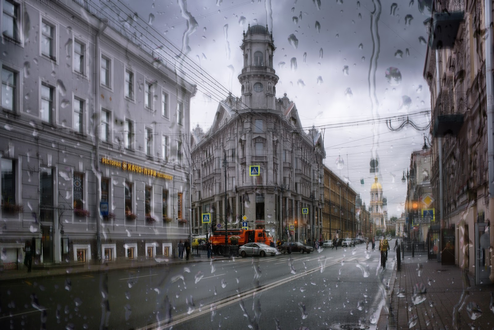 Фотографии Санкт-Петербурга осенью