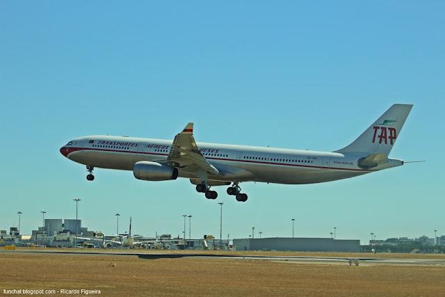 CS-TOV - PORTUGAL - AIRBUS A330-300 - TAP - LPPT