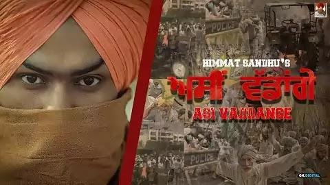 Asi Vaddange Lyrics Hindi | Himmat Sandhu