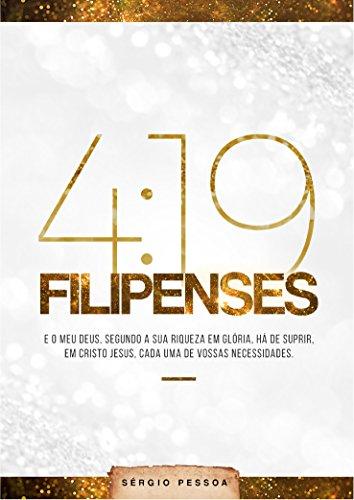 Filipenses 4.19 - Sérgio Pessoa de Sousa