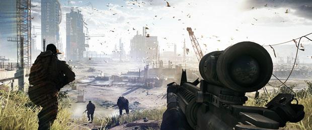 Battlefield 4 Frostbite 3 Feature Video