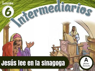 Lección Intermediarios 1er Trimestre 2020
