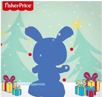 Logo Contest Natale Fisher-Price: gioca e vinci gratis 2 Robottini e Pianoforte di Cagnolino