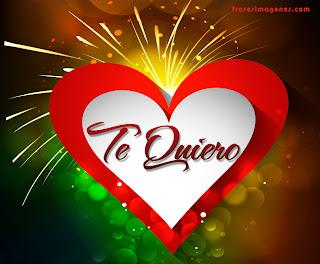 Frases De Amor: Te Quiero