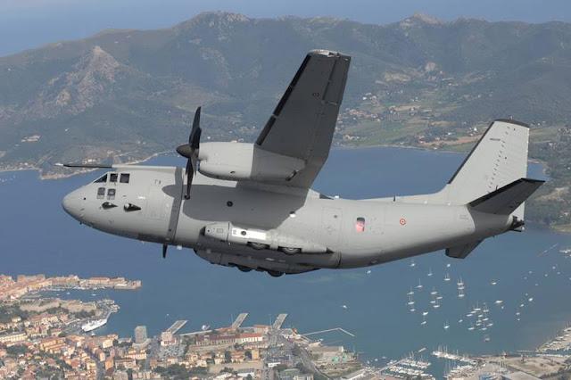 Leonardo schiera aerei ed elicotteri a supporto della lotta contro il Coronavirus