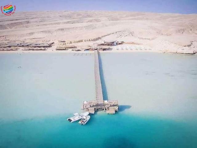 Orange Bay - Giftun Island - Hurghada