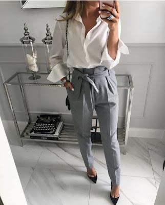 Outfits elegantes y cómodos para una ENTREVISTA de TRABAJO