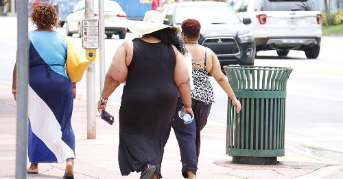 Adult Obesity in America Facts