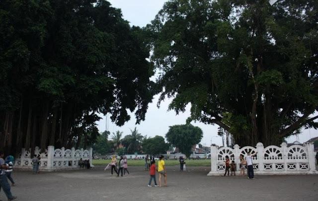 Mitos Pantangan Alun-alun kidul Yogyakarta