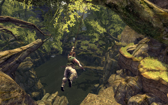 Bionic Commando PC Full Version Screenshot 2
