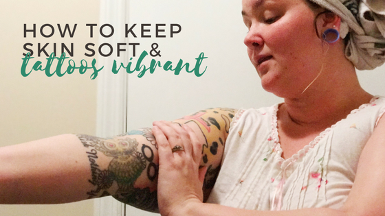 #cbias, #endyourdryskin, #wetskininbestskin, sponsored, Curel, tattoos