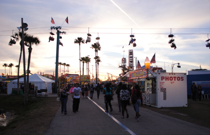 Florida State Fair, Tampa, Florida