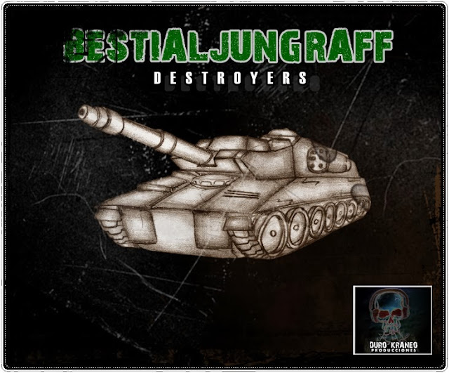 Descargar Bestialjungraff - Destroyer
