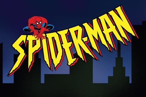Spider-Man Animated Series 1994 in Tamil