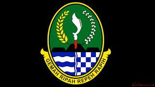 lambang logo provinsi jawa barat png transparan - kanalmu