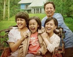 keluarga cemara ajarkan kemampuan adaptasi anak