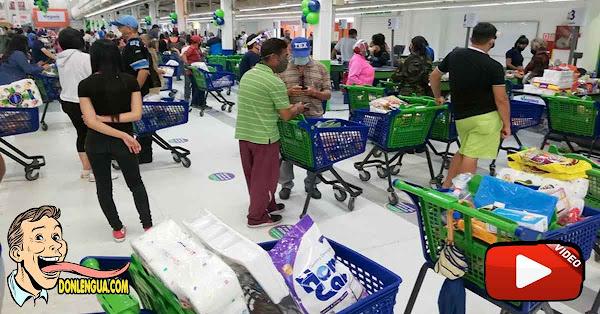 Nuevo Supermercado Iraní se convierte en un foco del virus con varios casos