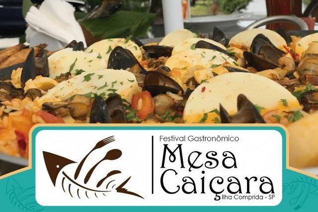 Turismo da Ilha lança enquete on line para saber sobre o interesse das empresas em participar do Festival Gastronômico Mesa Caiçara 2021