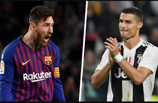 Lionel Messi tops Cristiano Ronaldo in list of 10 best-paid players in world football