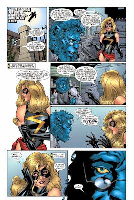 Cómic: Reseña de 100% Marvel HC. Carol Danvers: Ms. Marvel Vol 2. La Iniciativa - Panini Comics