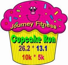 Cupcake Fun Run logo