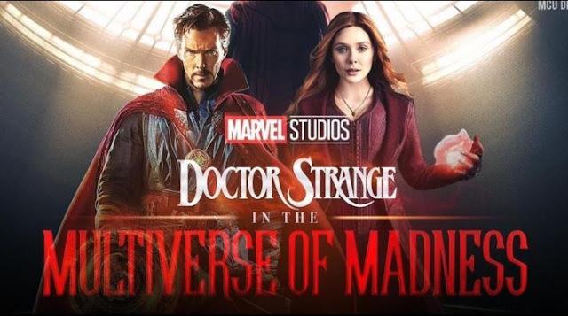 Doctor Strange en el Multiverso de la Locura llegara a los cines el 7 de Mayo de 2021.