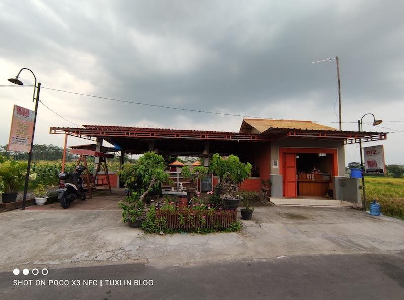 Warung Wepede Boyolali, Sensasi Makan Bernuansa Desa