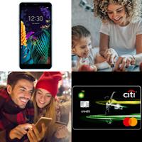 Porównanie 4 promocji karty kredytowej Citibanku