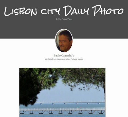 Lisbon City Daily Photo